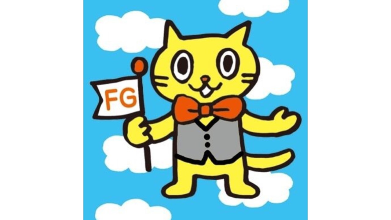 NKCS公認キャラクター【you`s(ユーズ)】の猫キャラです(^^♪