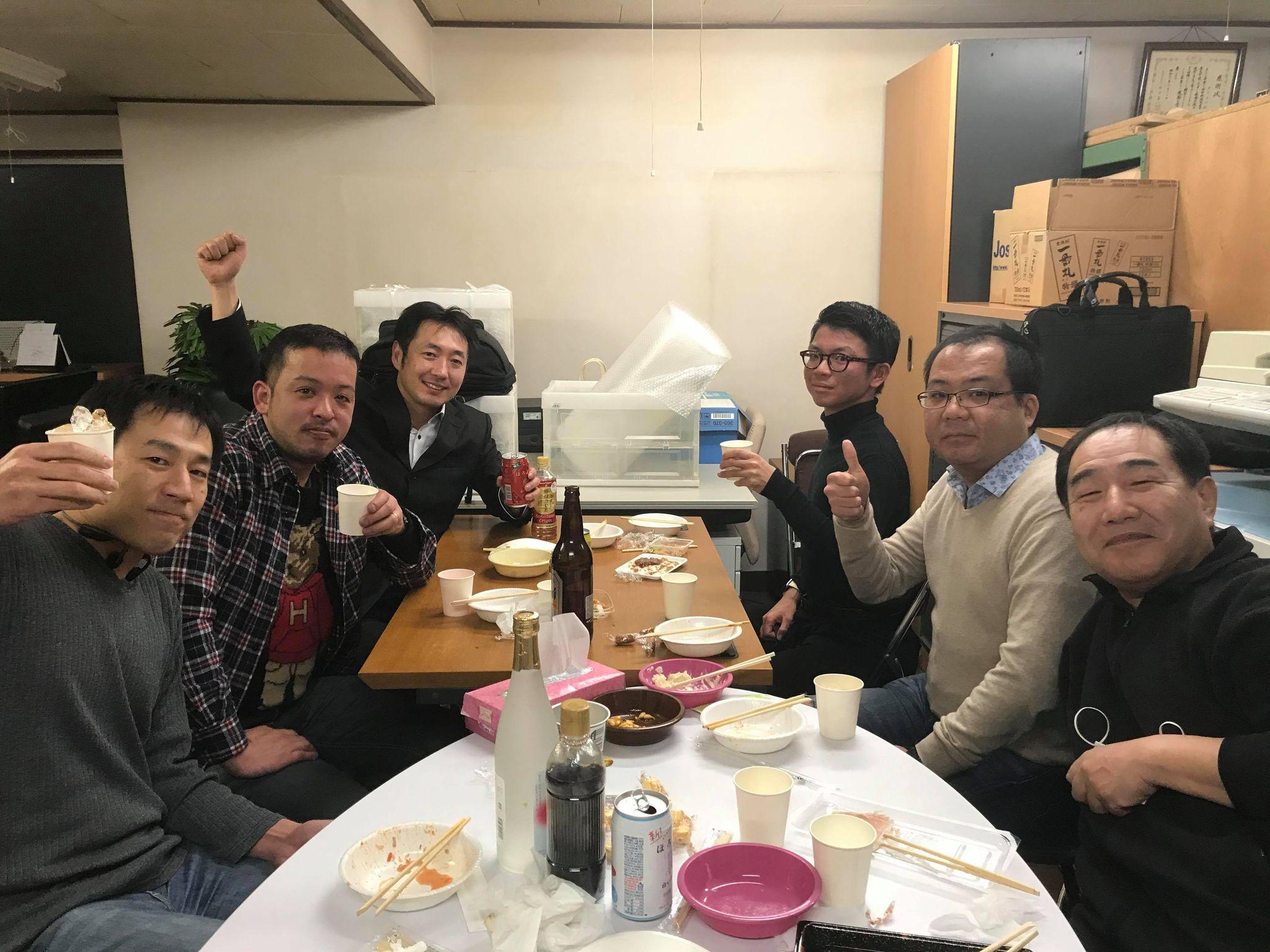 1月22日(金)19:00~ 教育士業会飲み会を開催しました