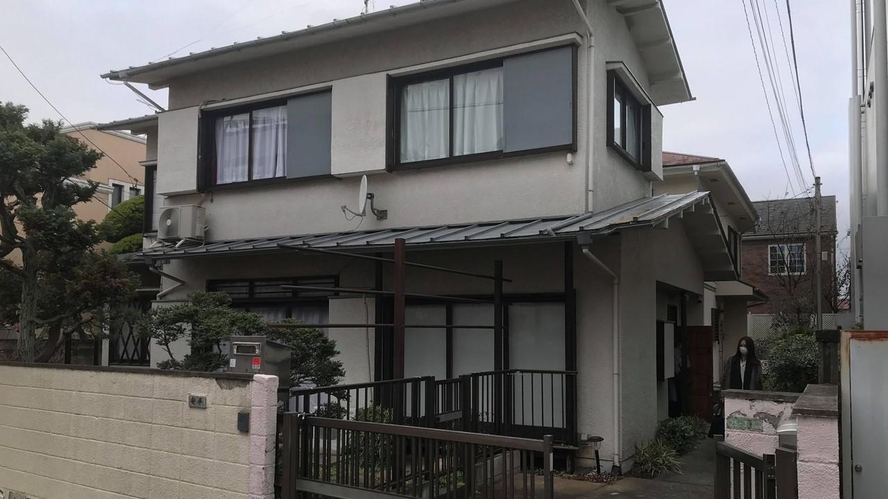 12月3日(木)13:00~ 桜新町の空き家見学会を行いました!