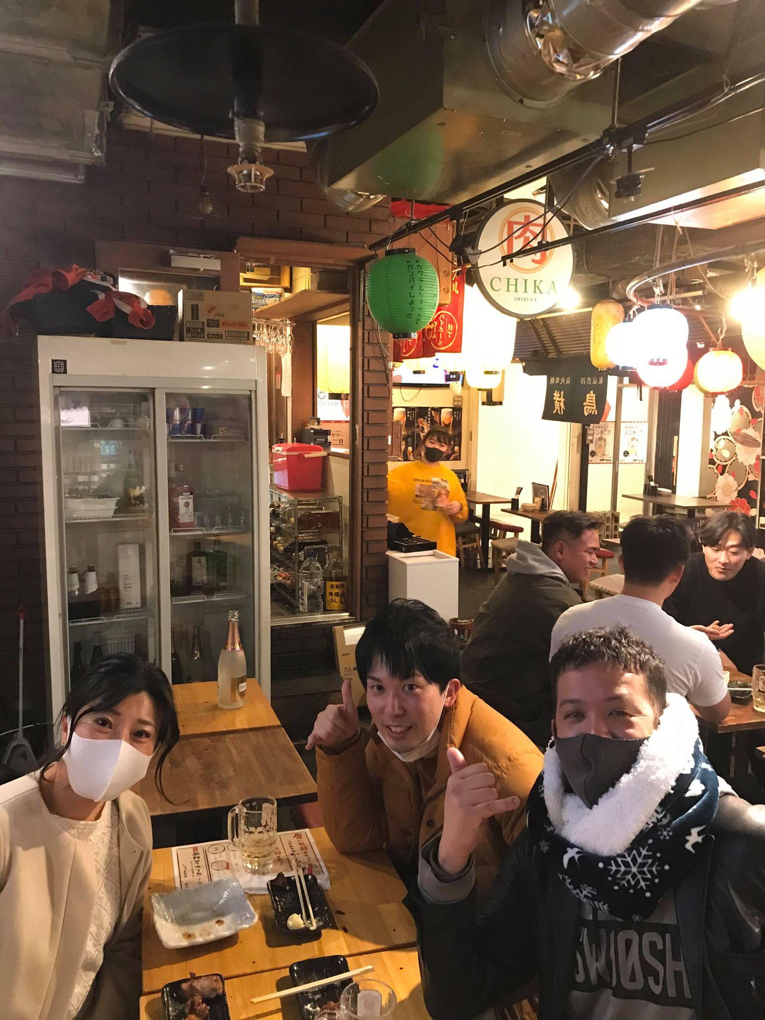 12月30日(水)19:00~ 社長GILD会のMTGをしました!