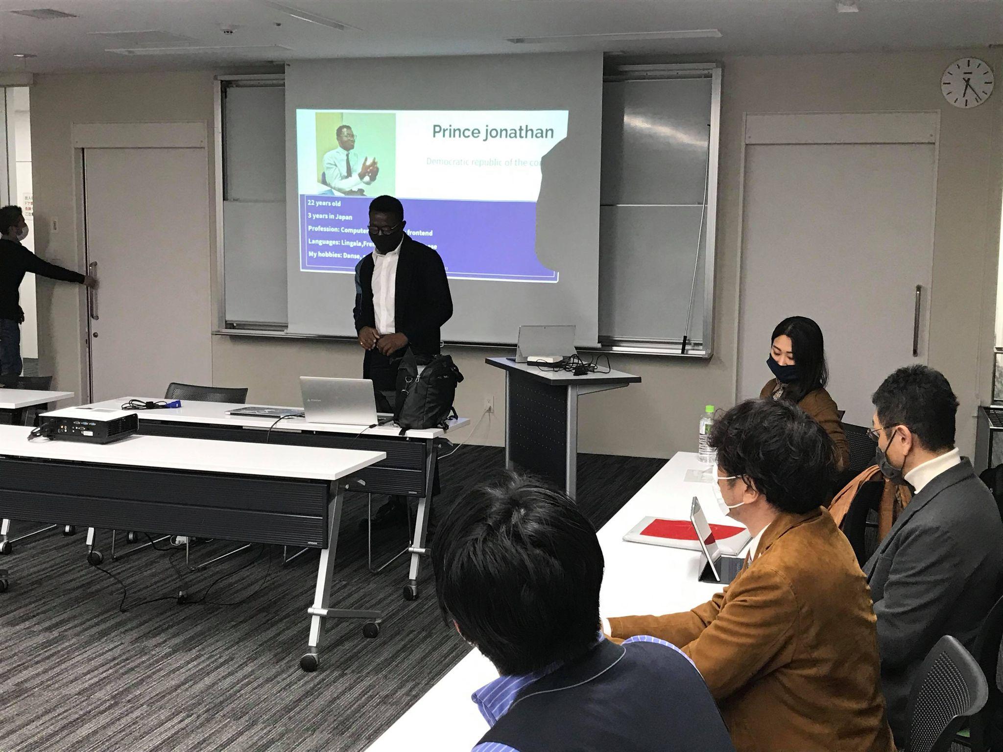 12月12日(土)18:00~ GILD(社会課題)会、アフリカ事業説明会を開催
