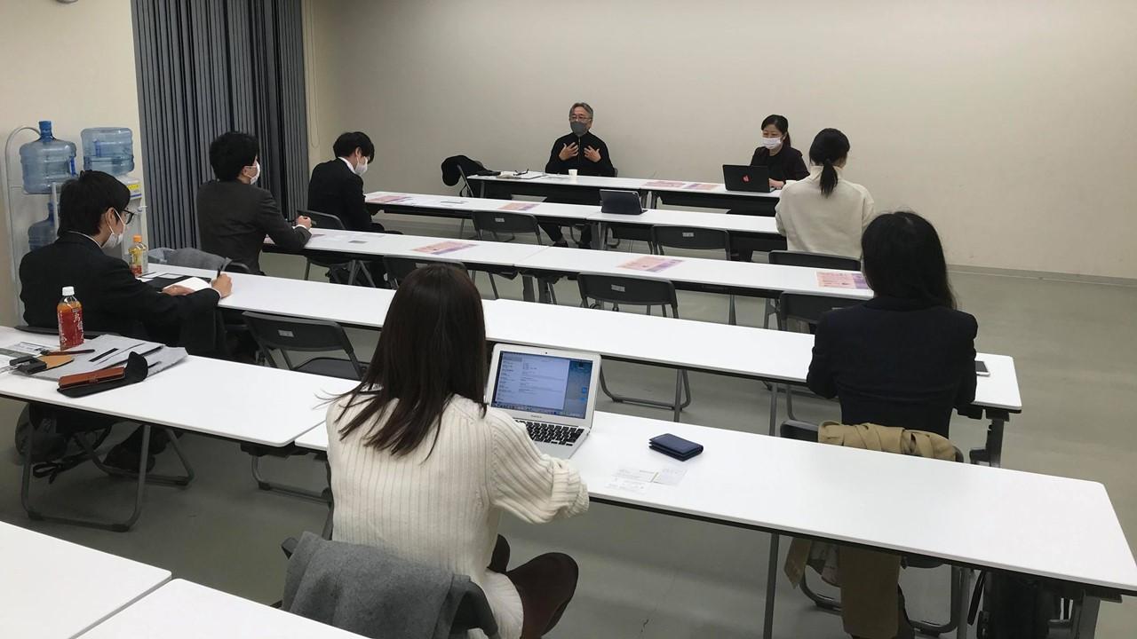 11月26日(木)19:00~ 空き家空室対策̪士勉強会を行いました!
