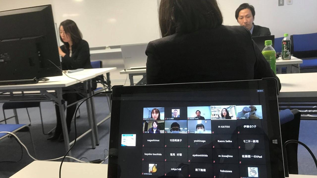 11月24日14:00〜 【職場のパワーハラスメント講座】弁護士・臨床心理士・社労士による人事労務・法務セミナーを開催しました