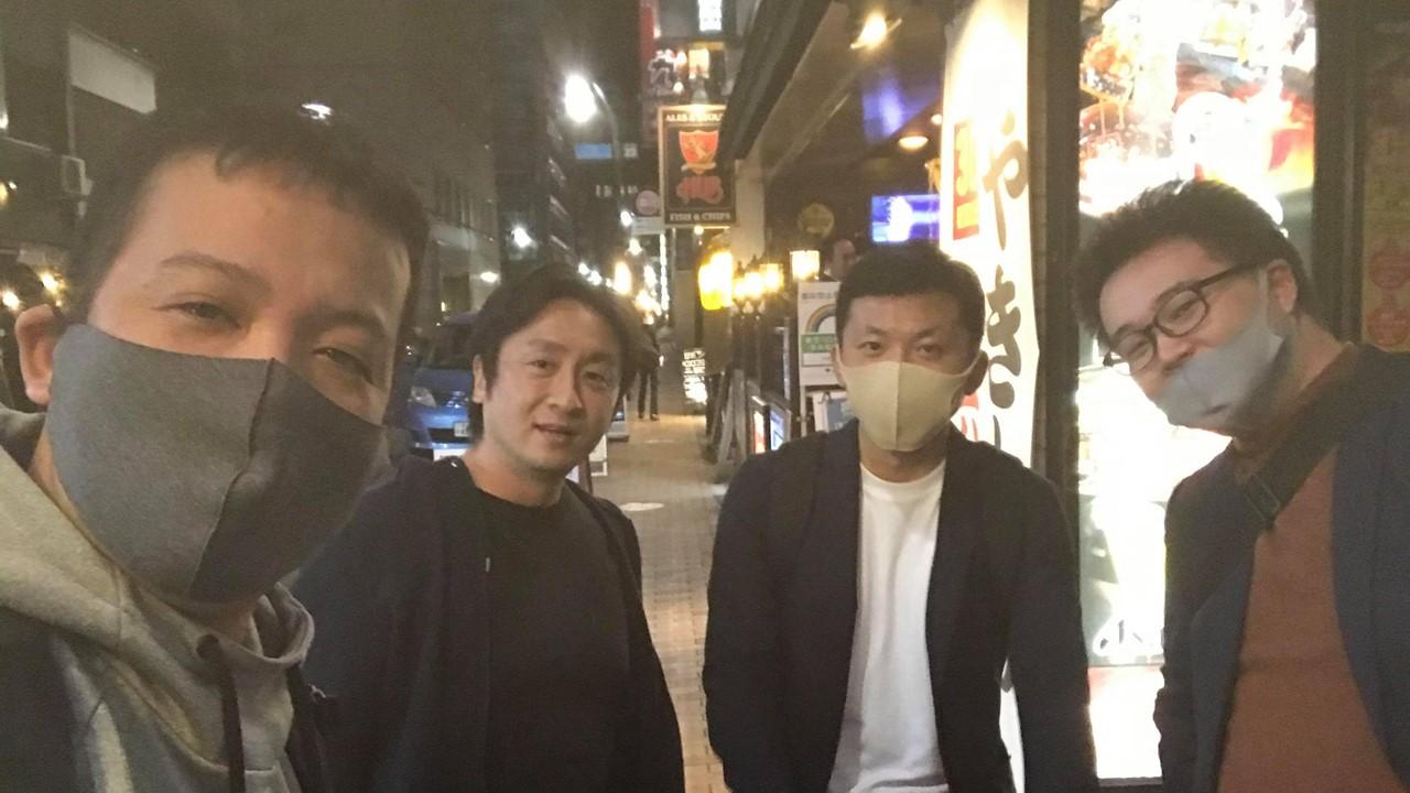 11月17日(火)21:00~ タイ×日本社長会を開催しました!
