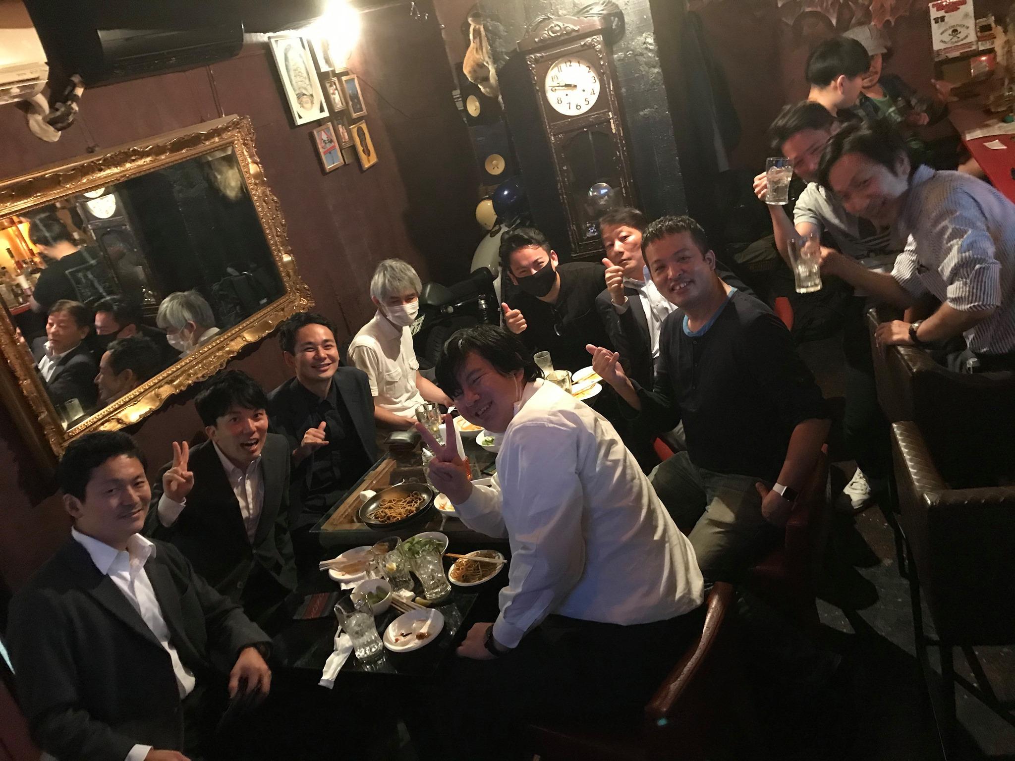 9月24日(木)19:00~士業飲み会を開催しました!