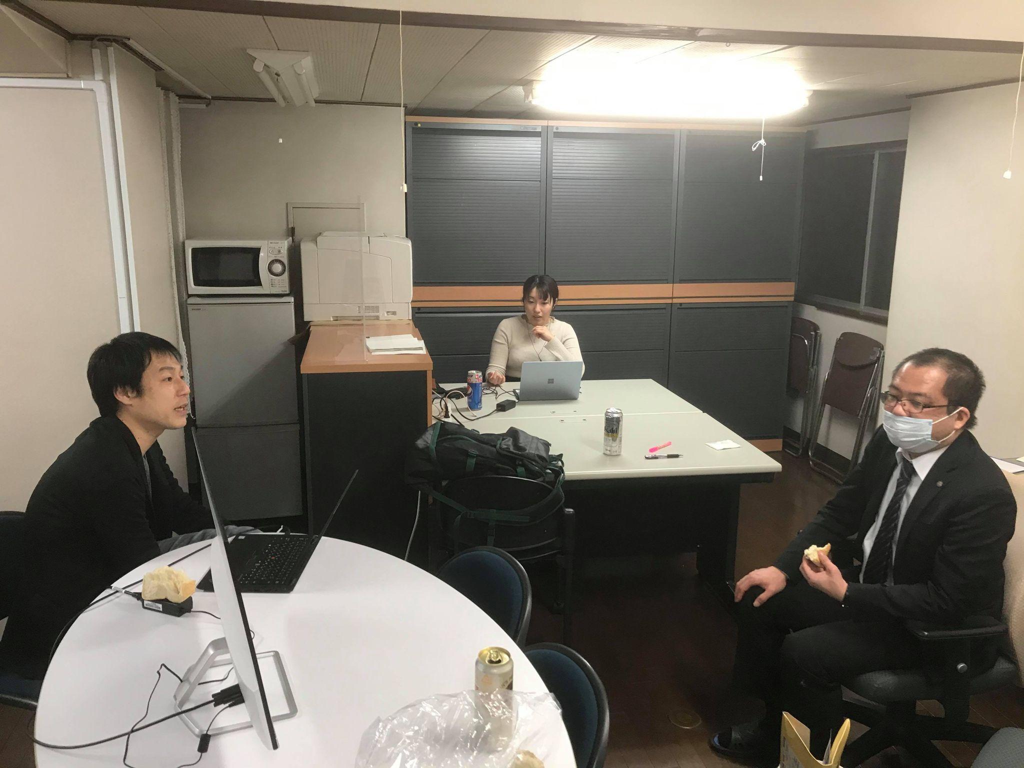 3月12日(金)18:00~ データサインティス勉強会を開催しました