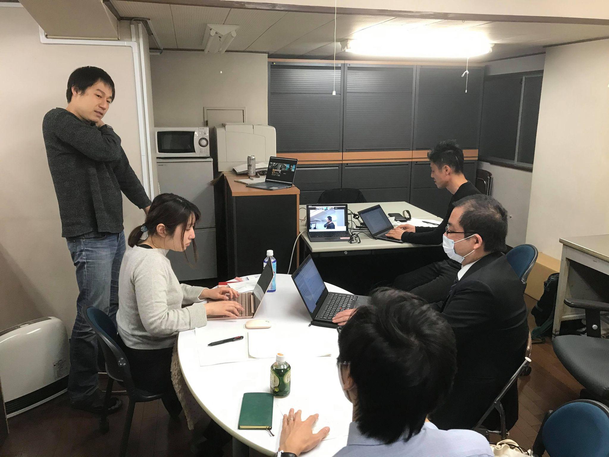 3月15日(月) 17:00~ 【NKCS士業向け】営業・チーム構築勉強会 Vol.1を開催しました