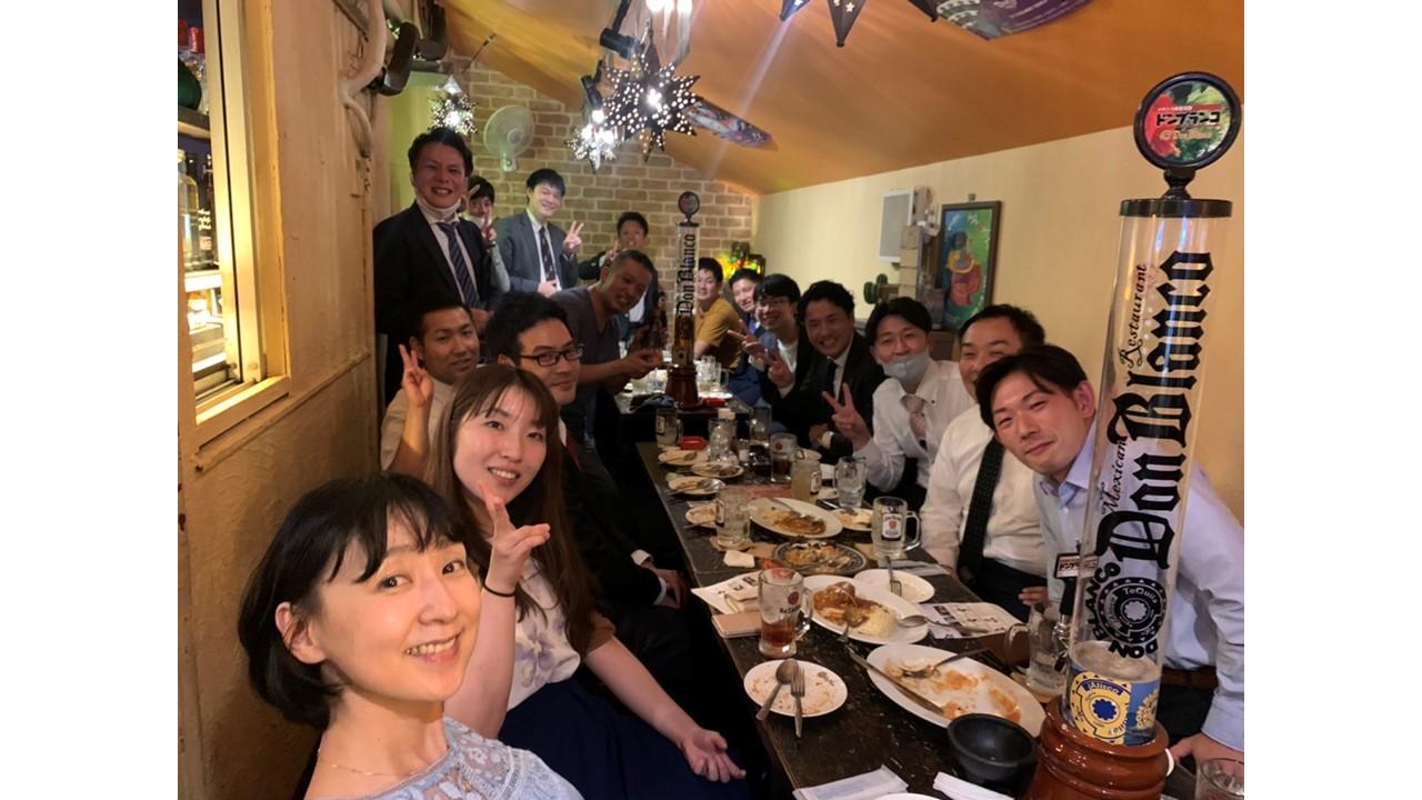10月7日(水)19:00~  絆の会(toC事業の会)を開催しました!
