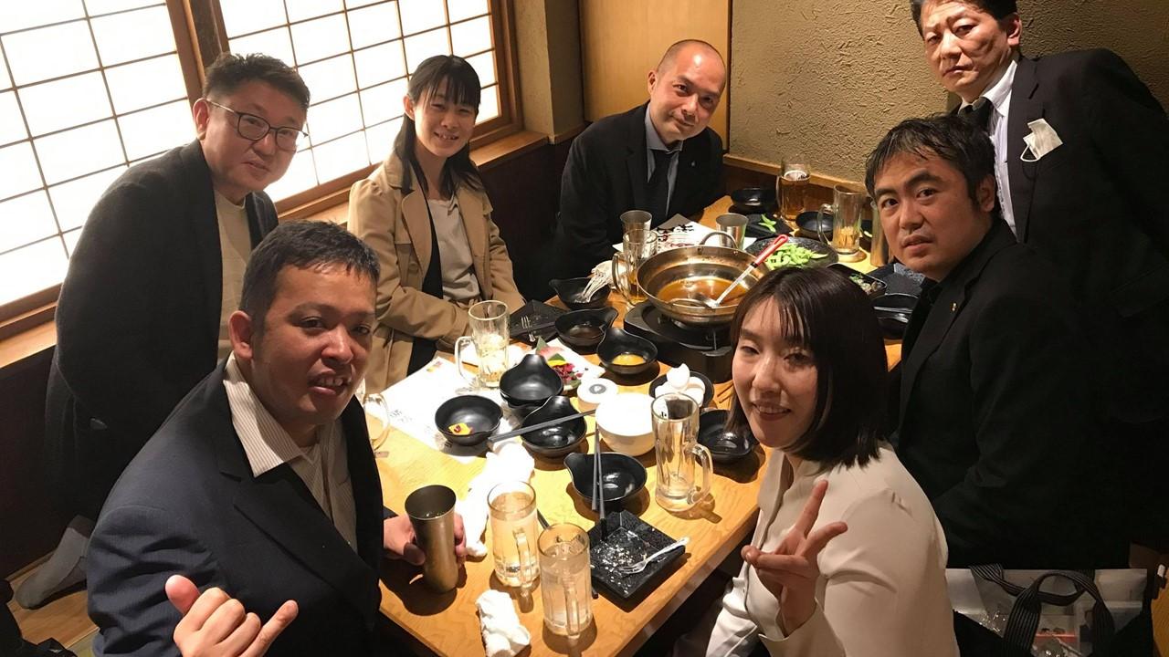 11月6日(金)18:30~ 士業飲み会を開催しました!