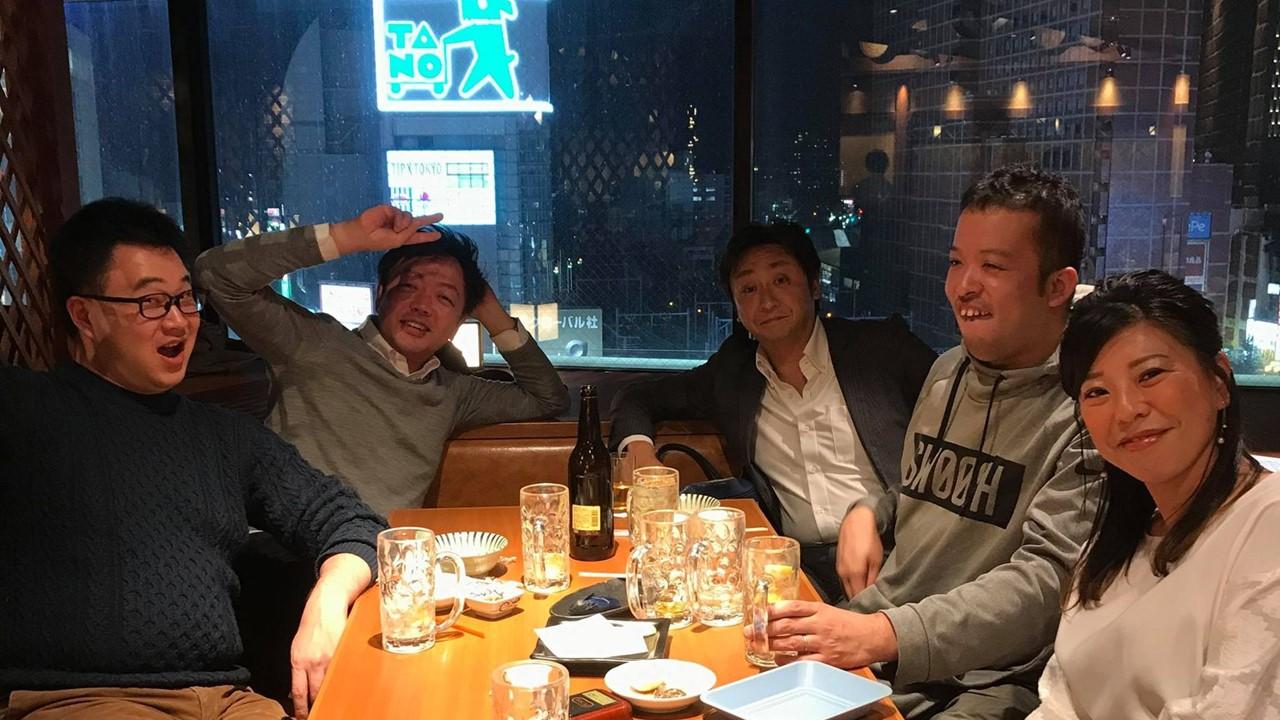 10月31日(金)19:00~ 社長マッチングビジネス会を開催しました!