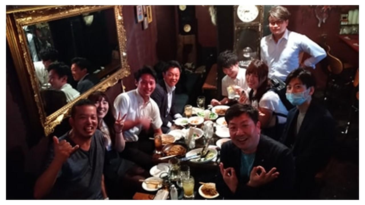 6月27日(金)19:00~  士業バーを行いました!