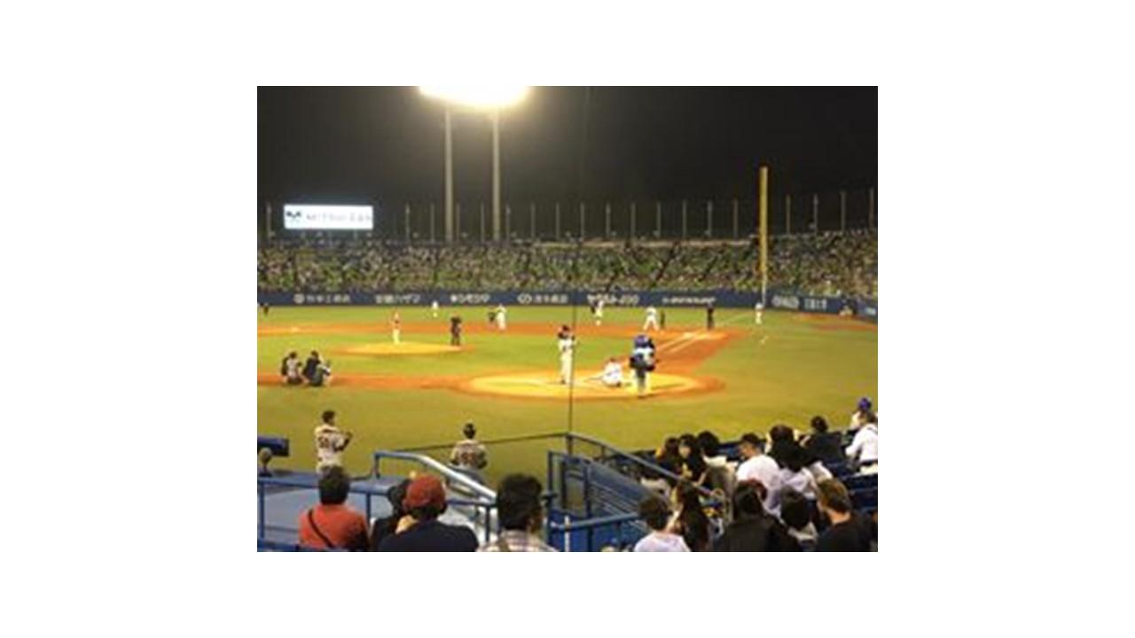 【NKCS限定】野球球団のチケット!