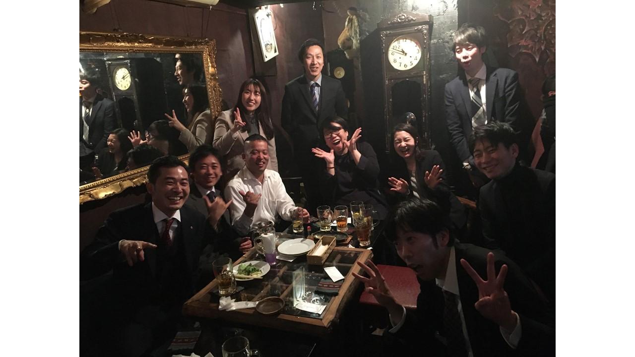 2月20日NKCS士業BARを開催しました!