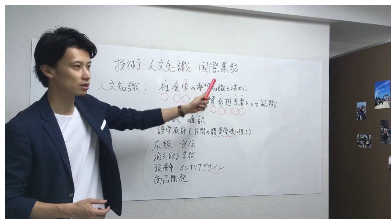 【塩野 豪】外国人ビザ・外国人求人に強い行政書士